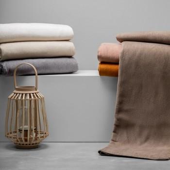 Cobertor Algodão Liso